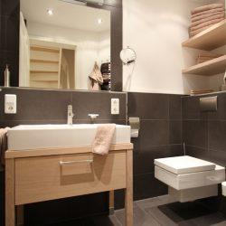 Ferienhaus Atempause Juist - Badezimmer
