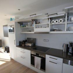 Ferienhaus Atempause Juist - Küche