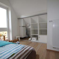 Ferienhaus Atempause Juist - Doppelzimmer