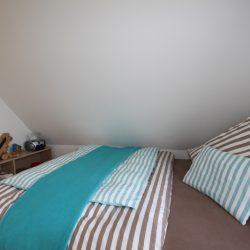 Ferienhaus Atempause Juist - Doppelbett